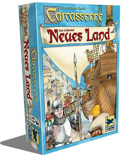 Carcassonne - Neues Land
