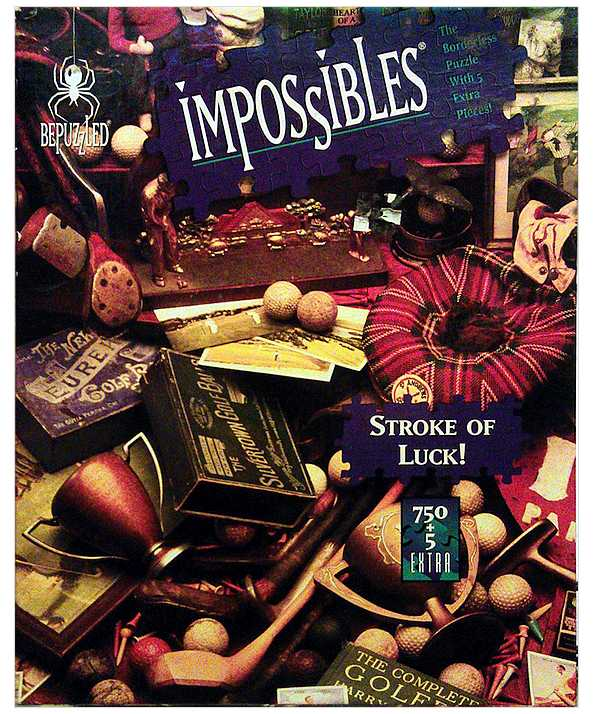 Impossibles - Stroke of Luck!